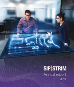 SIP STRIM Annual report 2017