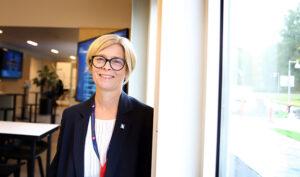 Birgitta Bergvall-Kåreborn, rektor för Luleå tekniska universitet.
